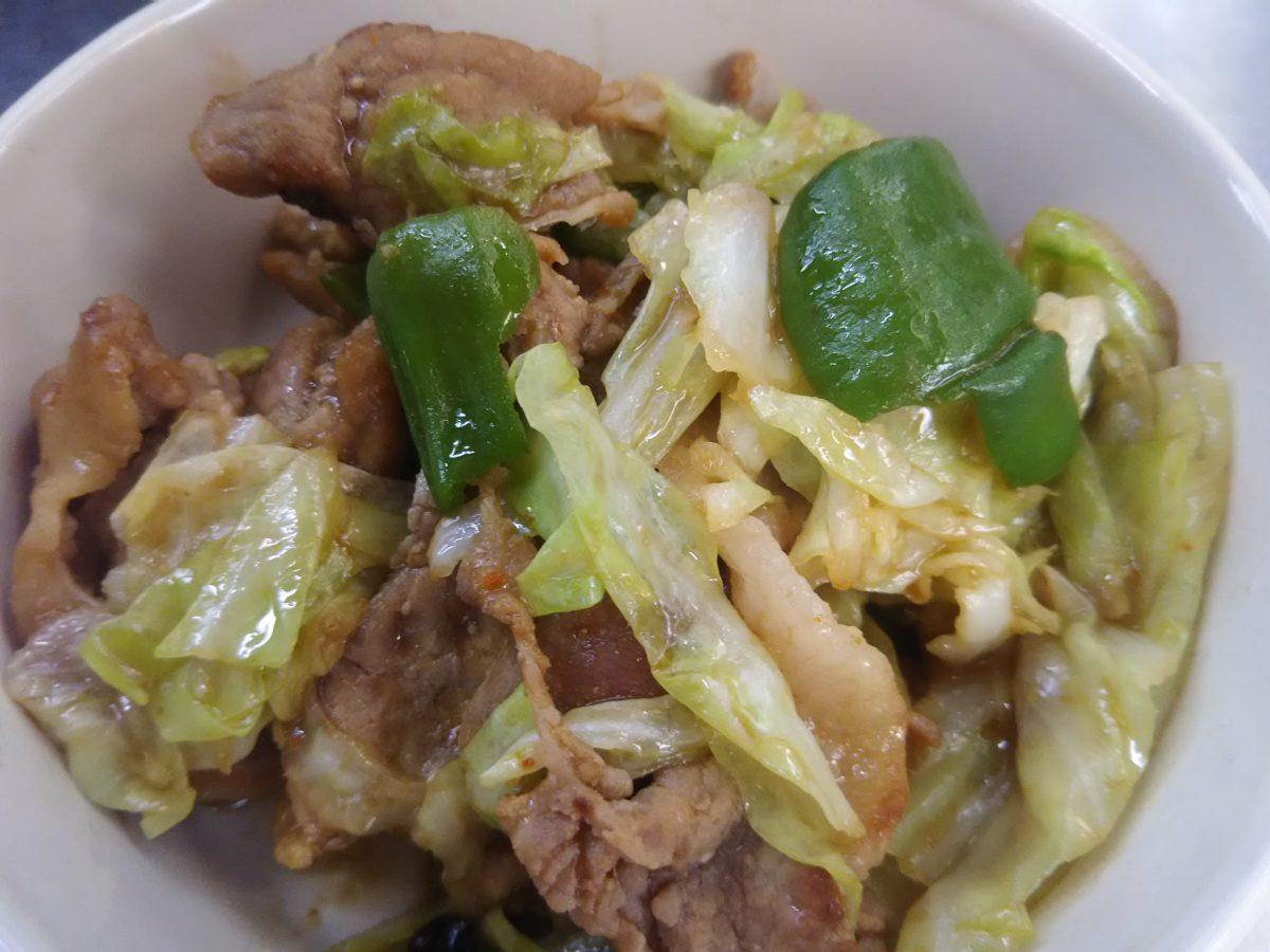 マイ・アレンジの回鍋肉レシピ