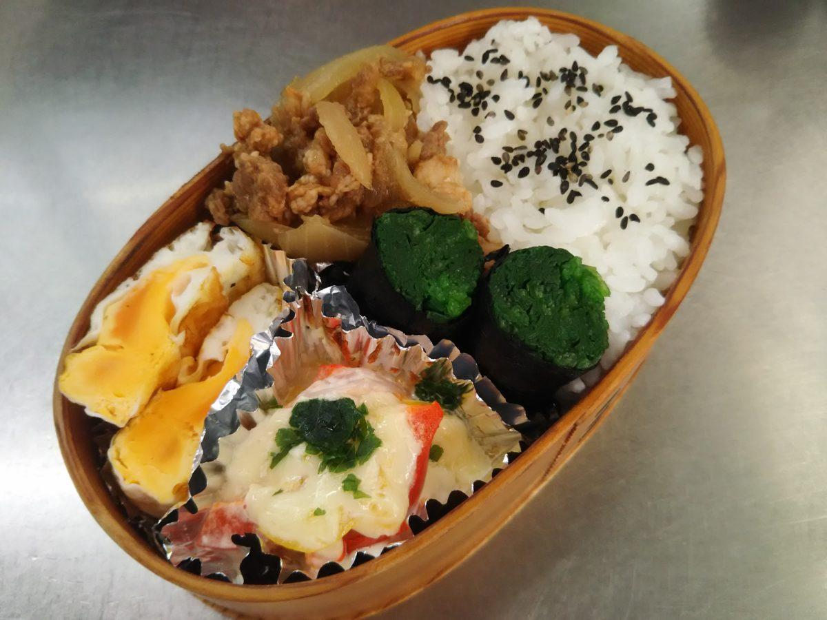 十和田バラ焼きでお弁当